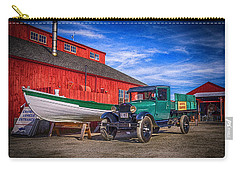 Work Truck, Mystic Seaport Museum Carry-all Pouch