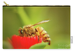 Worker Bee Carry-all Pouch by Micah May