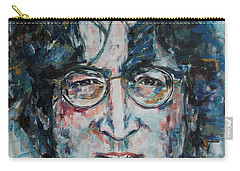 Working Class Hero Lennon Carry-all Pouch