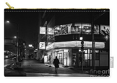 Workout The Night, Tokyo Japan Carry-all Pouch