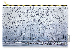 World Of Birds Carry-all Pouch