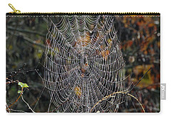 World Of Webs Carry-all Pouch