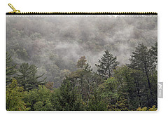 Worlds End State Park Fog Carry-all Pouch