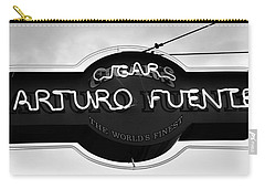 Worlds Finest Cigar Carry-all Pouch by David Lee Thompson