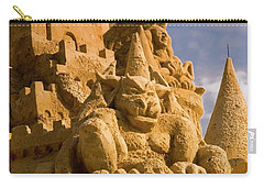 Worlds Largest Sand Castle Carry-all Pouch by Bob Pardue