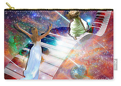 Worship In Spirit And In Truth Carry-all Pouch