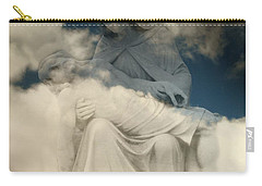 Carry-all Pouch featuring the photograph Worship by Raymond Earley
