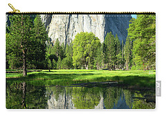 Wosky Pond In Yosemite Carry-all Pouch