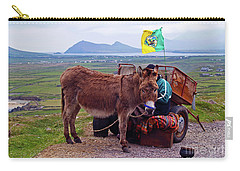 Would You Like A Ride In Ireland Carry-all Pouch
