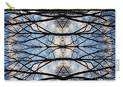 Woven Sky Carry-all Pouch