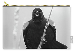 Carry-all Pouch featuring the photograph Wow Factor by Anita Oakley