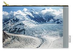 Wrangell Alaska Glacier Carry-all Pouch