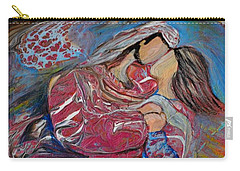 Wrapped In Your Love Carry-all Pouch