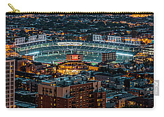 Wrigley Field From Park Place Towers Dsc4678 Carry-all Pouch