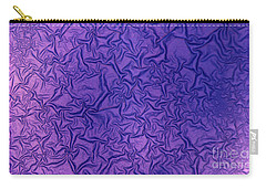 Purple Wrinkles Carry-all Pouch
