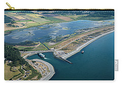 Wsf At The Coupeville Dock Carry-all Pouch