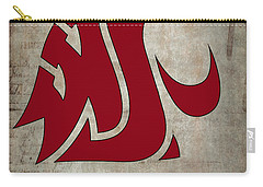 W S U Cougars Carry-all Pouch