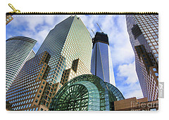Wtc Nyc Construction I Carry-all Pouch