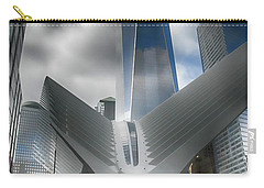 Wtc Oculus - Freedom Tower Carry-all Pouch
