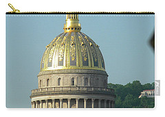 Wv State Capital Building  Carry-all Pouch