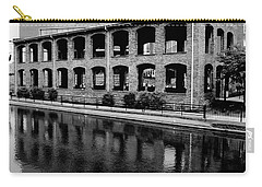 Carry-all Pouch featuring the photograph Wyche Pavilion by Corinne Rhode