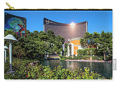 Wynn Casino In The Late Afternoon 2 To 1 Ratio Carry-all Pouch by Aloha Art