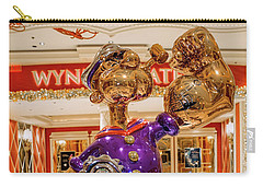 Wynn Popeye Statue By Jeff Koons Carry-all Pouch