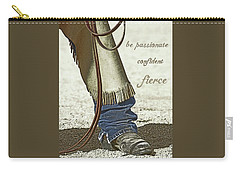Wyoming Fierce Carry-all Pouch