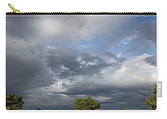 Wyoming Sky Carry-all Pouch by Diane Bohna