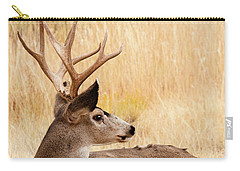 Wyoming Wildlife Carry-all Pouch