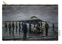X-47b Uav  Carry-all Pouch