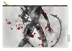 Xenomorph 2nd Edition Carry-all Pouch by Rebecca Jenkins