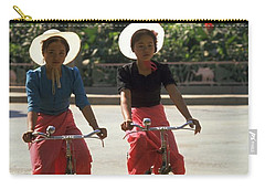 Xishuangbanna Cyclists Carry-all Pouch