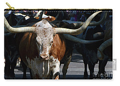 Carry-all Pouch featuring the photograph Ya'all Be Careful Now..... by Debby Pueschel
