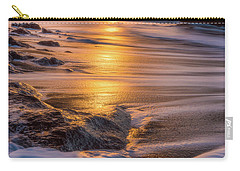 Carry-all Pouch featuring the photograph Yachats' Sun by Darren White