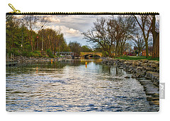 Yahara River, Madison, Wi Carry-all Pouch