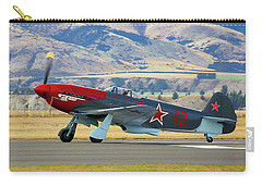 Yakovlev Yak 3-m Carry-all Pouch by Bernard Spragg