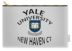 Yale University New Haven Connecticut  Carry-all Pouch