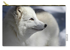 Yana The Fox Carry-all Pouch