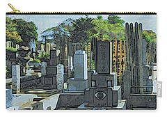 Yanaka Cemetery Carry-all Pouch