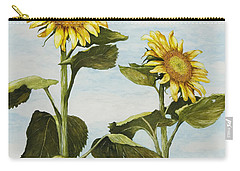 Yana's Sunflowers Carry-all Pouch