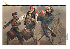 Yankee Doodle Or The Spirit Of 76 Carry-all Pouch by Archibald Willard