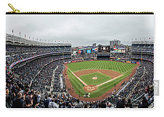 Yankee Stadium And Field  Carry-all Pouch