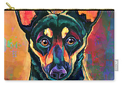 Yappy Hour Carry-all Pouch by Sean ODaniels