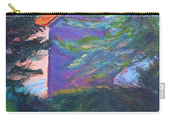 Yaquina Bay Lighthouse  Carry-all Pouch