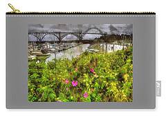 Yaquina Bay Roses Carry-all Pouch