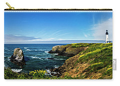 Yaquina Head Lighthouse Carry-all Pouch