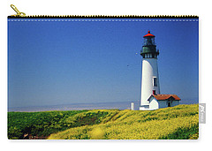 Yaquina Head Lighthouse- V2 Carry-all Pouch