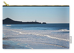 Yaquina Lighthouse And The Pacific Carry-all Pouch