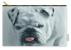 French Bulldog Photographs Carry-All Pouches